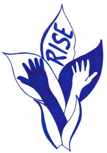 RISE logo Rotated