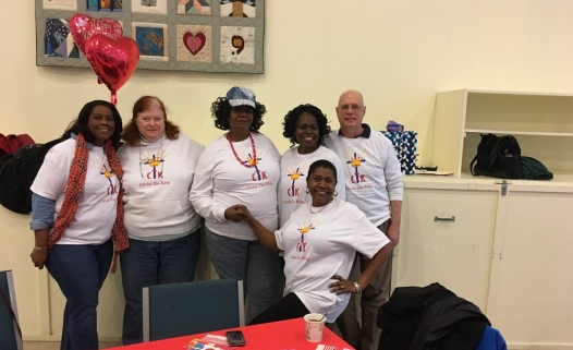 RISE is a Ministry of the Episcopal Church of Christ the King
