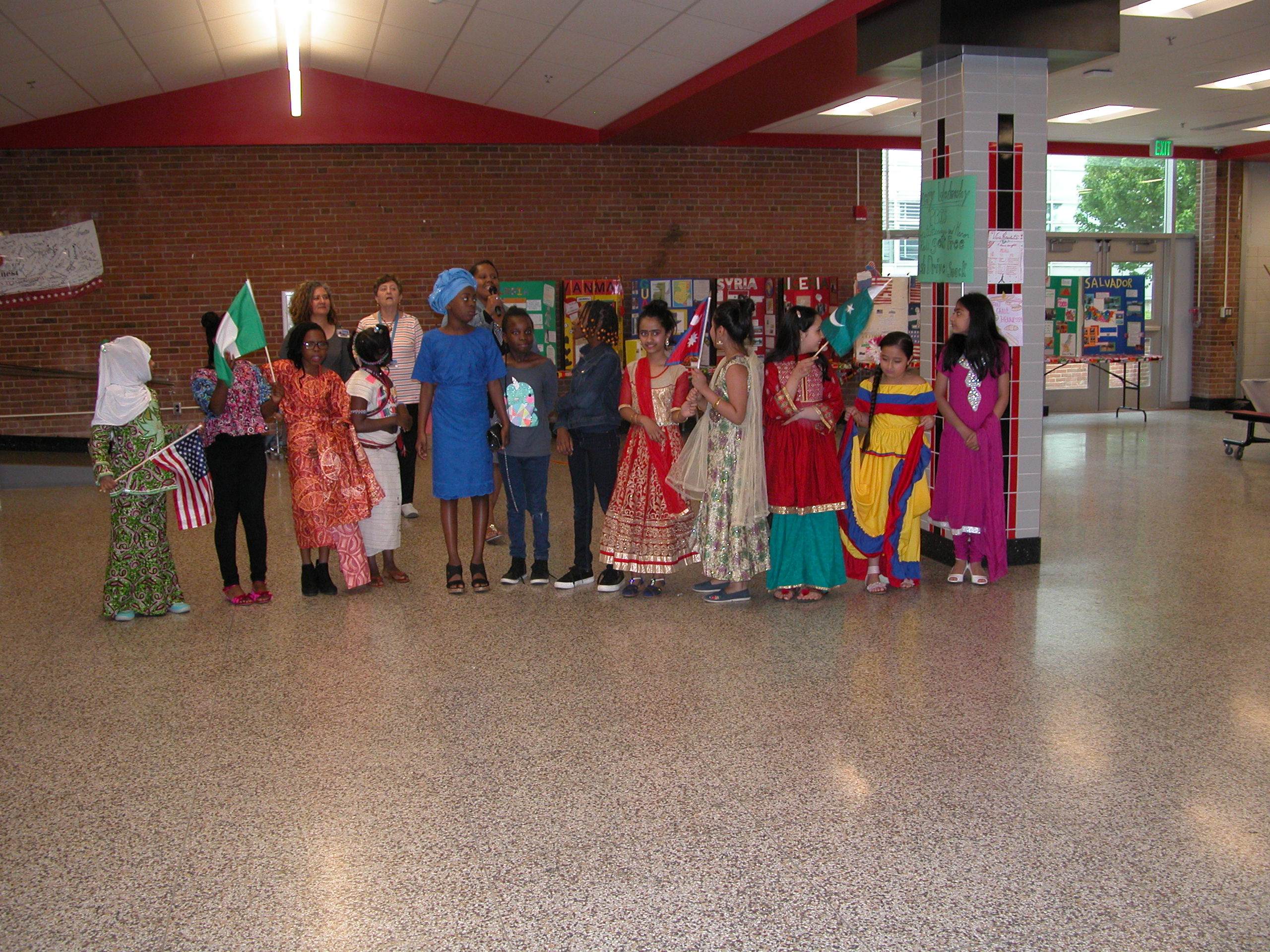 World Day for Cultural Diversity fair