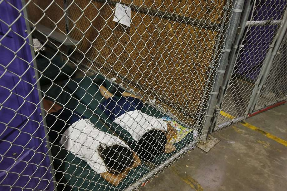 Close the detention camps along the US/Mexico border