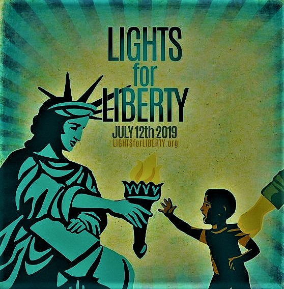 Lights for Liberty-  Nationwide Candlelight Vigil to End Immigration Detention